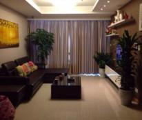 Cho thuê căn hộ Mipec Tower 229 Tây Sơn. 109m2. 2 phòng ngủ đủ đồ đẹp. 15 triệu/tháng.
