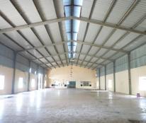 Cho thuê nhà xưởng 2480m2 tại mặt Quốc Lộ 5 Hải Dương khuôn viên 4500m2