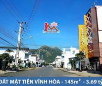 Đất bán mặt tiền kinh doanh phường Vĩnh Hòa, Nha Trang