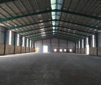 Cần bán nhà xưởng khu công nghiệp Lai Xá, DT 6000m2, sổ đỏ 50 năm