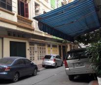 Bán nhà phố Tôn đức Thắng, Đống Đa dt63m x 4t khu VIP yên tĩnh oto vào nhà. Giá 9.7 tỷ