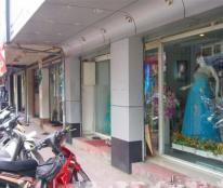 Mặt bằng cho thuê 2 mặt tiền đường ngay khu thời trang áo cưới Hồ Văn Huê. LH 0932.759.594