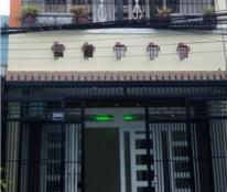 Bán nhà hẻm 4m Bành Văn Trân, P. 7, Tân Bình 3.8X24m 1 lầu