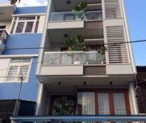 Bán nhà hẻm 6m Đồng Đen, P11, Tân Bình 5.2X32m, 5 lầu xây 2016