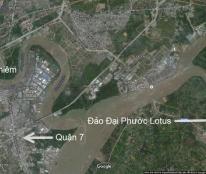 Bán biệt thự Đại Phước Lotus, của chủ đầu tư VinaCapital- Viên ngọc phía Đông Sài Gòn