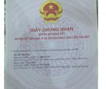 Chính chủ cần bán biệt thự Nam An Khánh vị trí sát hồ điều hòa