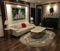 Cho thuê căn hộ chung cư số 6 Nguyễn Công Hoan, 118m2, 3PN, đủ đồ, 20 triệu/tháng