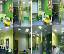 Cần chuyển nhượng văn phòng-trung tâm tiếng Anh, số 89 Nguyễn Ngọc Nại, quận Thanh Xuân, Hà Nội.
