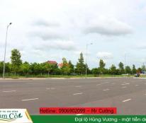 Đất đường Hùng Vương, P6, TP. Tân An, Long An, chỉ 120 tr/nền. LH: 0906902099 Cường