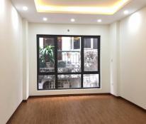 Cần bán nhà mặt ngõ Phố Ngọc Khánh-Ba Đình, DT 33m2x5 tầng, giá 4,6 tỷ