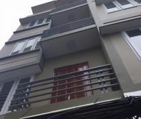 Cho thuê nhà 5 tầng ngõ 187 Mai Dịch, DT 35m2, MT 3m, oto cửa. LH 09065999919