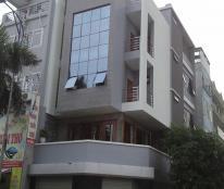 Bán nhà hẻm 6m đường CMT8, P5, Tân Bình, 4X16m, 4 lầu+ST