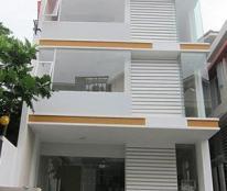 Bán nhà mặt tiền đường B6, P12, Tân Bình 4.1X21m, hầm, 3 lầu
