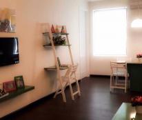 Cho thuê căn hộ 27 Huỳnh Thúc Kháng. 110m2. 3 phòng ngủ đủ đồ đẹp. 16 triệu/tháng.