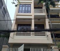 Bán nhà phố Trung Kính, diện tích 50m2, xây dựng 4 tầng, MT 4m. LH 0973948827.