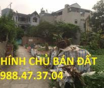 Sàn BĐS Minh Quân mở bán 12 mảnh đất thôn Lai Xá, Kim Chung giá rẻ chỉ từ 17 triệu/m2.
