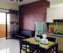 Cần cho thuê gấp căn hộ Central Garden Quận 1, Dt : 80 m2, 2PN, giá 11 tr/th