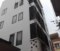 Bán nhà Thái Thịnh 55m, 5 tầng, 7.5 tỷ hiện đại, ô tô vào nhà