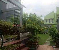 Cho thuê biệt thự MTNB Quang Trung, Q.Gò Vấp, (DT: 20x30m, trệt, lầu). Giá: 50tr/th