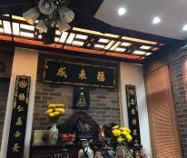Nhỉnh 7 tỷ sở hữu nhà Hoàng Mai thiết kế độc đáo DT 45m2x6T xMT 4m. LH 0976319939.