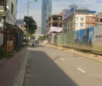 Bán 2500 m2 đất tại đường đôi Trung Kính, sổ hồng 50 năm, GPXD 17 tầng