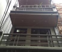 Bán nhà đẹp 50 m2 phố Khương Trung, kinh doanh tốt, sổ đỏ chính chủ giá chỉ 4.25 tỷ.