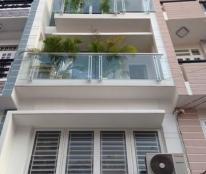 Hot! Bán nhà 4x24.5m, 5 lầu, mặt tiền đường Cộng Hòa, P.13, Tân Bình