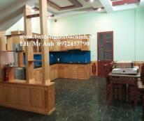 Có nhà 4 phòng ngủ khép kín cho thuê tại khu Hub, TP.Bắc Ninh