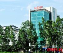 [0989410426] BQL cho thuê  mặt bằng văn phòng tòa nhà Mitec Dương Đình Nghệ nhiều diện tích