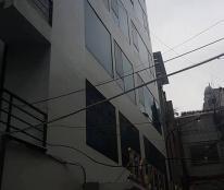 Bán khách sạn mini, Trần Thái Tông, Cầu Giấy, 7 tầng, 9.5 tỷ.