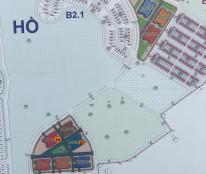 Bán kiot kinh doanh tại dự án thanh hà mường thanh cienco 5,giá chỉ 22tr/m2