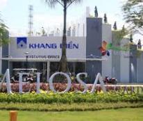 Mở bán Bock C Melosa Khang Điền, 5x17m, giá 3tỷ3/căn bock cuối cùng có diện tích nhỏ. LH 0914141599