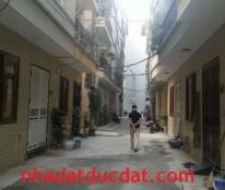 Bán nhà liền kề 34m2 xây mới gần cầu Long Biên.