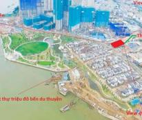 Căn hộ dịch vụ Landmark Service Apartment,bàn giao FULL nội thất,100% view sông,ck lời 20%,vay 0%LS