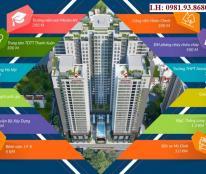 Chỉ 1,9 tỷ Sở hữu Căn hộ Trung tâm Quận Thanh Xuân, Ck2.5%,LH:0981938680