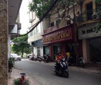 Bán nhà Hoàng Cầu , KD café giá 9,75 tỷ .Vườn hoa 1/6 .