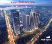 Hott khi mua chung cư cao cấp Vinhome METROPOLIS 29 Liễu Giai.