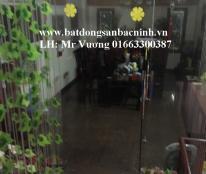 Cho thuê nhà tại đường Minh Khai, Kinh Bắc, TP.Bắc Ninh