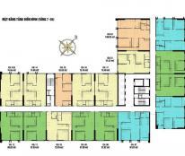 (0934542259)Tôi Hằng bán gấp 2 CH 1807 (94,87m2) và 1815(55,53m2) Eco Green City giá 25tr/m2.