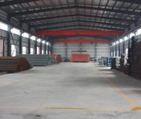Cho thuê nhà xưởng 1010m2 khuôn viên 2ha tại Hà Nam, KCN Đồng Văn 1 mở rộng