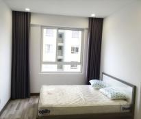 Cần cho thuê gấp chung cư cao cấp Tản Đà, 100m2, 3PN, 2WC, có đầy đủ nội thất, lầu 3