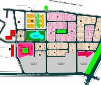 Bán đất dự án Đông Thủ Thiêm, quận 2, lô R, LG 16m, ĐDCV, giá 55 tr/m2. LH 0918486904