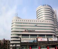 Cho thuê văn phòng tòa nhà Việt Tower (Parkson) Thái Hà DT từ 90m đến 600m. Liên hệ BQL 0968360321