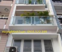 Bán nhà mặt tiền Lê Văn Sỹ, P1, Tân Bình, 5.4x30m, vuông vức, ngay Lê Văn Sỹ giao Phạm Văn Hai