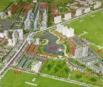 Bán lô đất liền kề giá 21tr/m2 nằm trong khu đô thị sinh thái Thanh Hà cienco5 .