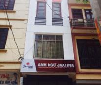 Cho thuê Tầng 4 làm văn phòng trong nhà 5 tầng mặt phố Nguyễn Khả Trạc