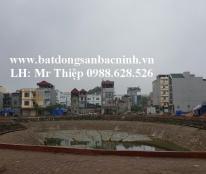 Cần bán gấp 2 lô đất liền nhau tại khu K15, Ninh Xá, TP.Bắc Ninh
