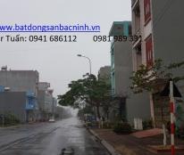 Cần bán khu đất giãn dân mặt đường Ngô Quyền,khu yna,TP Bắc Ninh