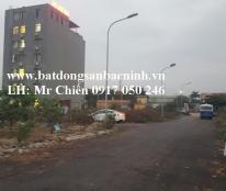 Bán đất giãn dân Xuân Ổ B nhìn sang vườn hoa tại trung tâm TP.Bắc Ninh