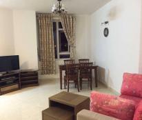 Cho thuê chung cư Hồng Lĩnh Plaza, 2PN, đủ nội thất, giá 9tr/th